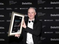 Repro Free Friday 3rd March 2017. Pictured at the Deloitte Best Managed Companies Awards 2017. Picture Jason Clarke
