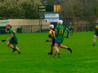 REPORT/PHOTOS: Kerry Too Strong For Clare In Camogie League Match
