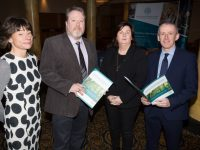Sharon Browne, Adult Education Officer Kerry ETB; Mr. Owen O'Donnell Director of Further Education and Training with Kerry ETB; Shivaun Shanahan, Adult Education Officer Kerry ETB and Colm McEvoy, CEO of Kerry ETB.
