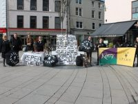 Kerry For Choice Holds 'Strike 4 Repeal' In The Square