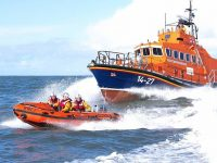 Four People Recused By Fenit Lifeboat At Weekend