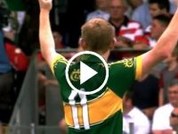 WATCH: Great Moments From Colm Cooper's Career
