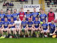 The Kerry hurling side defeated by Meath. Photo by Mike O'Halloran