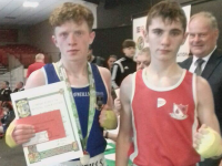 Tralee Boxing Club News: All-Ireland Title For Patrick