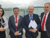 Council Management Meets With Minister On Kerry Projects