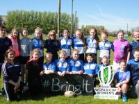 Women's World Cup Trophy To Visit Tralee RFC This Month