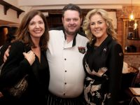 Carol Kennelly, Noel Keane and Mary Stapleton Foley at the pre-opening party for Croí Restaurant in The Square on Thursday night. Photo by Dermot Crean