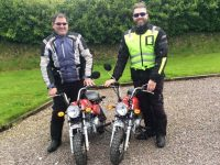 Fergal And Barry To Take To The Road For Animal Help Net