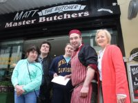Butcher Matt Inspired To Raise Funds For Local Group
