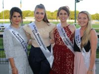 PHOTOS: Kerry Rose Contestants Visit Pieta House And Dog Track