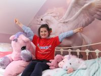 Share A Dream Brings Joy To Sarah With Unicorn-Themed Bedroom