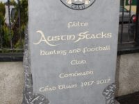 Bishop To Celebrate Mass To Mark Austin Stacks GAA Centenary