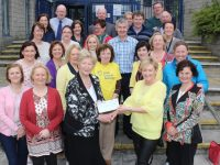 Revenue Office Raises Funds For Kerry Hospice