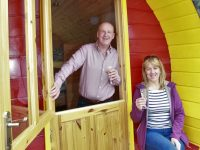 Tralee Man Tommy Brings 'Glamping' To Camp