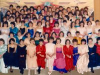 The Balloonagh School Class of 1987 at their Debs Ball. Recognise anyone?