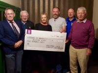 Friends Of UHK Receives €500 After Ballymac's Strictly Night