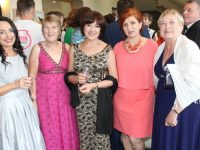 Marian Sullivan, Breda Bryne, Joan Holland, Ivanka Bozovayska and Joan Broderick at the Connect Kerry Women in Business Awards at Ballyroe Heights Hotel on Friday night. Photo by Lisa O'Mahony.