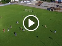 WATCH: A Bird's-Eye View Of Kerins O'Rahillys Against Dr Crokes