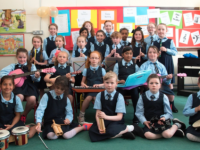 Music Initiative Enables Presentation Pupils To Develop Their Talent