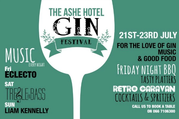 Alfie's To Celebrate All Things Gin This Weekend
