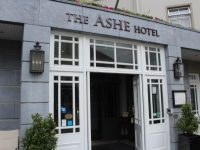 KCFE Students Prepare For Night Of Art And Music In The Ashe Hotel