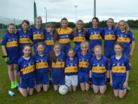 The Ballymac U13 Team at the Sandra Keane Memorial Ladies Football Tournament on Saturday. Photo by Lisa O'Mahony.