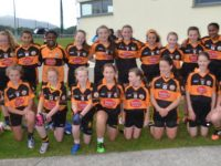 The Austin Stacks U13 Team at the Sandra Keane Memorial Ladies Football Tournament on Saturday. Photo by Lisa O'Mahony.