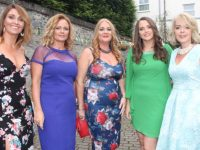 Andrea Dolan, Erris O'Carroll, Karen O'Connor, Alison O'Sullivan and Margaret Bell at the Connect Kerry Cocktails and Canapés night at Benner's Hotel on Friday night. Photo by Dermot Crean