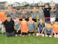 Youngsters at Austin Stacks GAA Cúl Camp on Friday. Photo by Dermot Crean
