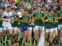 Kerry Minors, Junior Footballers And U21 Hurlers To Receive Medals In Tralee
