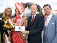 PHOTOS: Siobhan And Gavin Win Awards At Ladies Day In Killarney