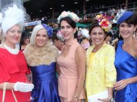 PHOTOS: More Glamour From Ladies Day In Killarney (Part 2)