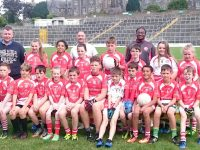 St Pats U12 Team in the Munster blitz