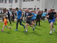 PHOTOS: Rockies Enjoy 5k Fun Run In Aid Of Irish Powerchair Team