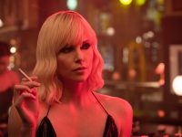 Charlize Theron is 'Atomic Blonde'.