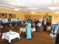 The Kerry Islamic Outreach Society's annual Islamic Cultural Exhibition on Saturday in the Brandon Hotel. Photo by Dermot Crean