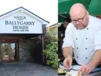 Ballygarry Hotel And Spa And Rose Hotel Chef Up For Top Awards