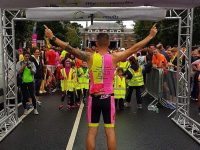 Poshey Completes Town2Town Challenge From Dundalk To Tralee For Charities