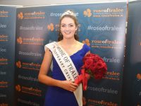 Rose of Tralee Jennifer Byrne. Photo by Dermot Crean