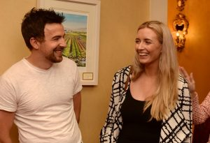 tralee couple wins �10000 towards their wedding day