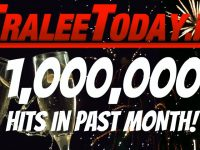 We've Hit The Magic 1,000,000 Page Views A Month For First Time!