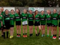 U14 girls who defeated Rahillys.