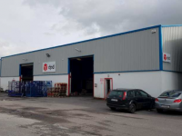 Warehouse Unit At Monavalley Industrial Estate Sells At Auction