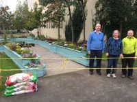 New 'Garden Of Contemplation' To Be Opened In Pearse Park On Saturday