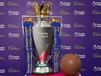 Lift The Premier League Trophy At Garvey's On Wednesday