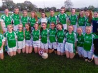 Na Gaeil Ladies U14 North Kerry Division 2 Shield Winners