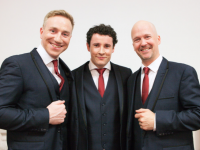 Moyvane Church To Host 'Three Tenors' In Fundraising Concert