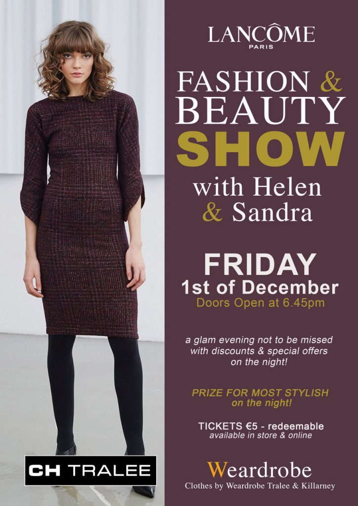 Tips For Christmas Party Season At CH Fashion And Beauty Event