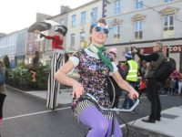 PHOTOS: Circus Parade Brings Colour To Sunny Town Centre