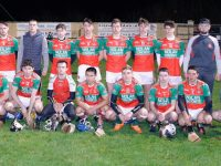 The Crotta O'Neills team. Photo by Mike O'Halloran